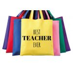 BEST TEACHER BAG