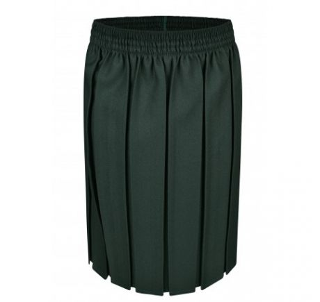 JNR BOX PLEAT SKIRT