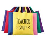TEACHER STUFF BAG